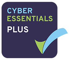Midas Cyber Essentials Plus logo